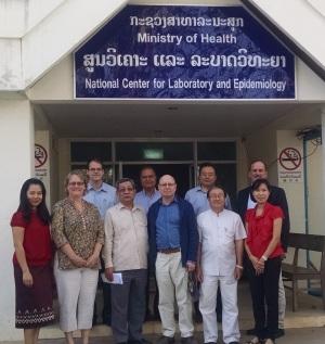 Laos - 2015 PIVI Team Visits
