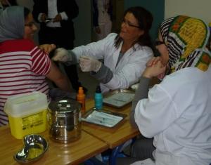 Morocco - 2014 Nurses Give a Shot v2